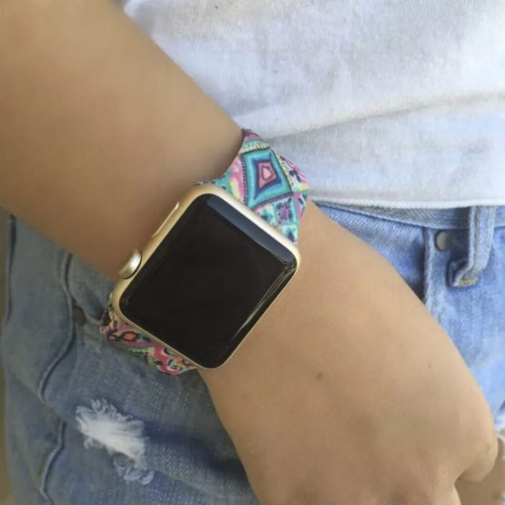 apple smart watch and band