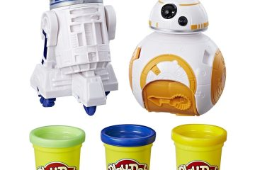 star wars play doh set