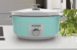 Black and Decker 7 Quart Slow Cooker Crock Pot
