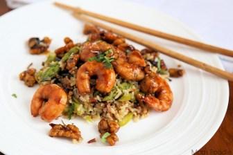Asian Honey Walnut Shrimp Recipe