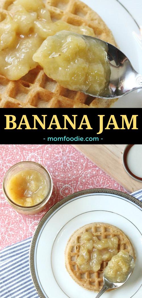 Banana Jam Pinterest