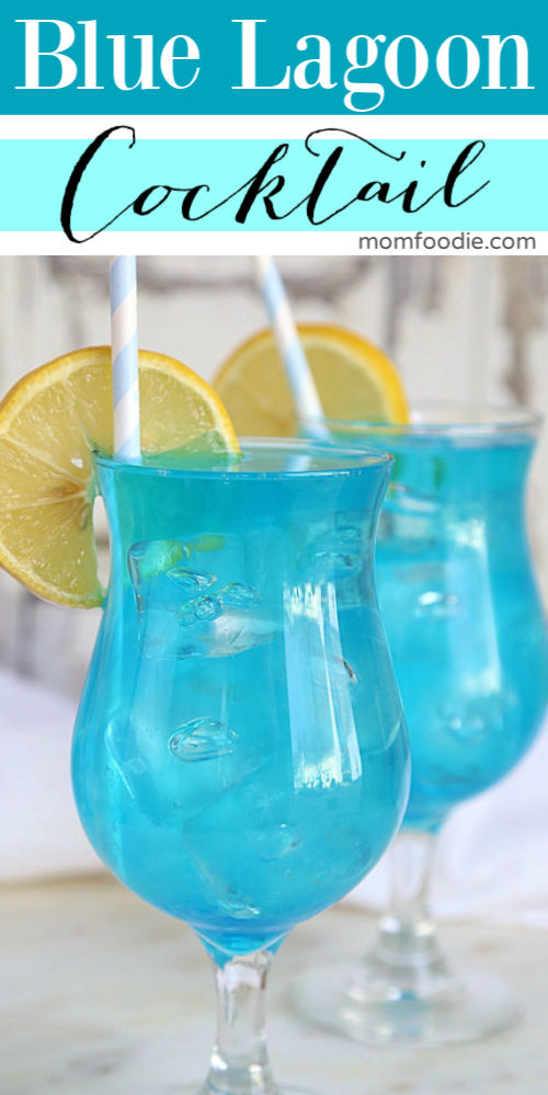 Blue Lagoon Drink Recipe