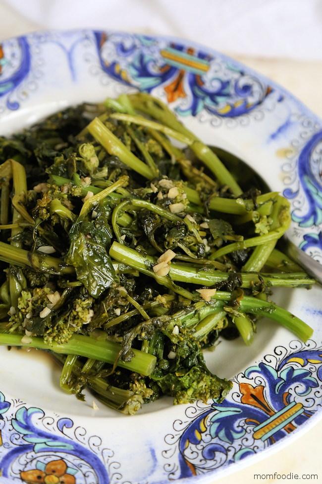 Broccoli Rabe recipe
