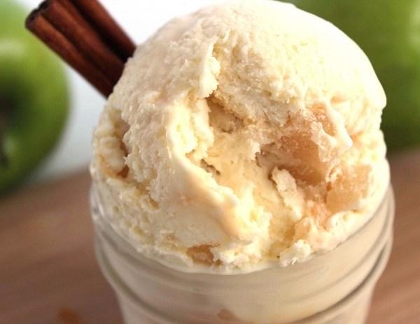 Caramel Apple Ice Cream