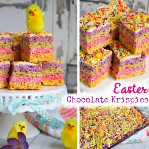 Easter Chocolate Krispies