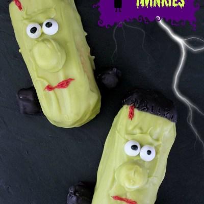 Frankenstein Twinkies