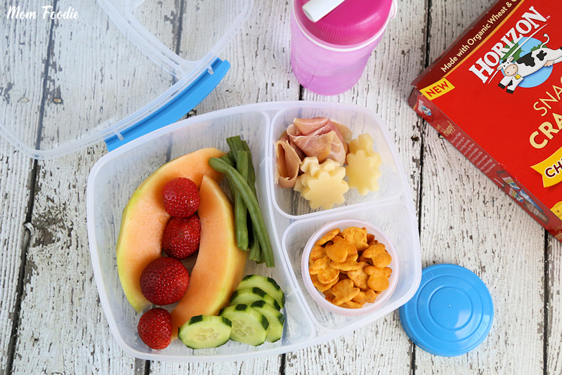 Fun School Lunches - Think gourmet