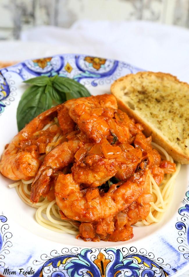 Hot Chili Shrimp Recipe