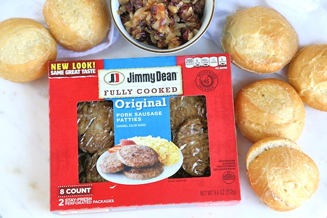 Jimmy Dean Pork Sausage Patties