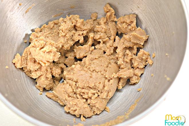 Keto Graham Cracker Dough