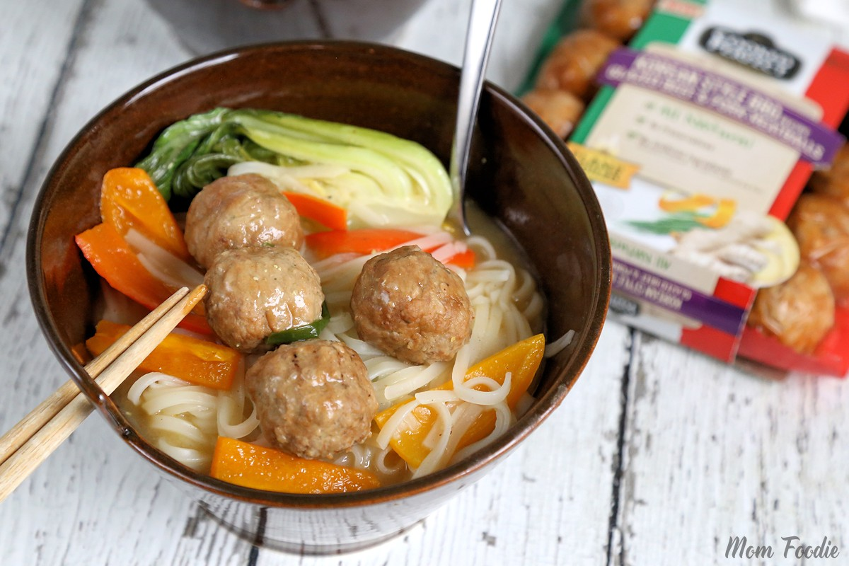 Korean Meatballs hot pot recipe