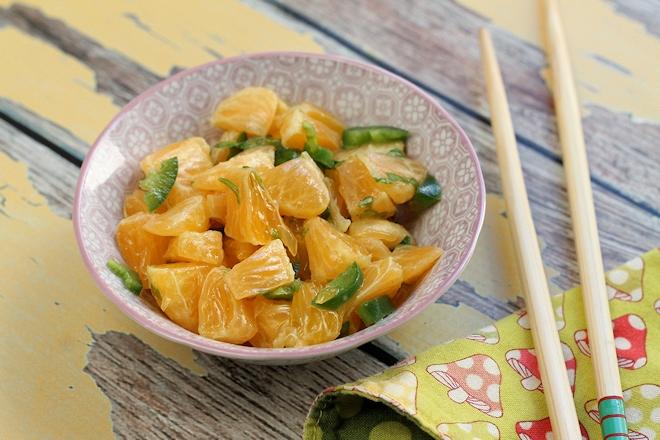 Mandarin Salsa Recipe