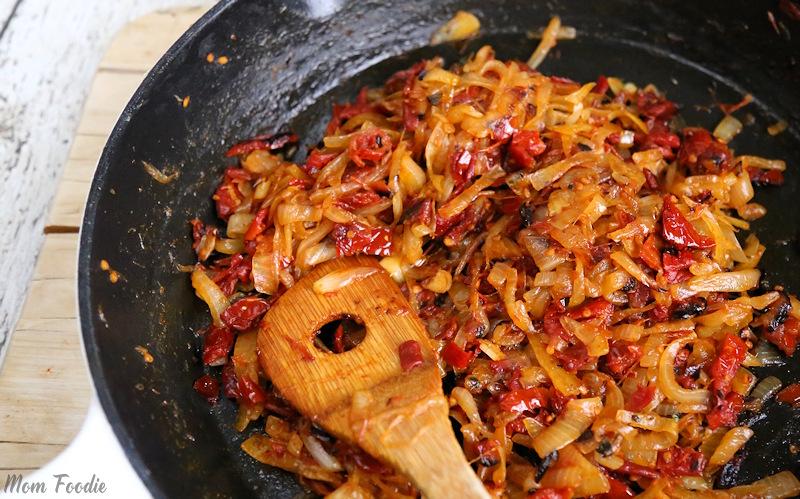 Caramelized Onion Tomato Jam
