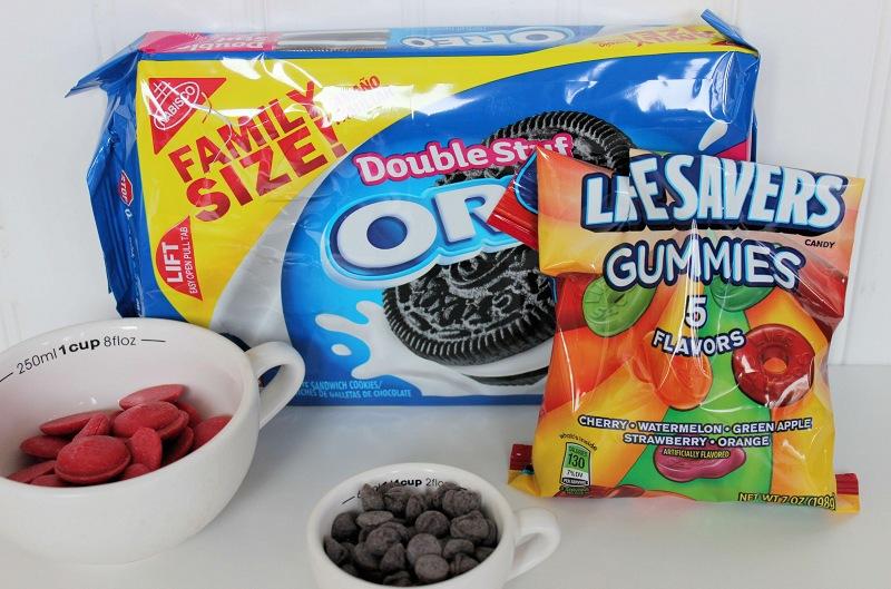 Oreo Eyeballs - what to use