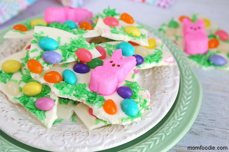 Peeps Easter Bark