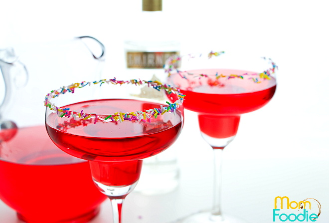Strawberry Candy Cocktail