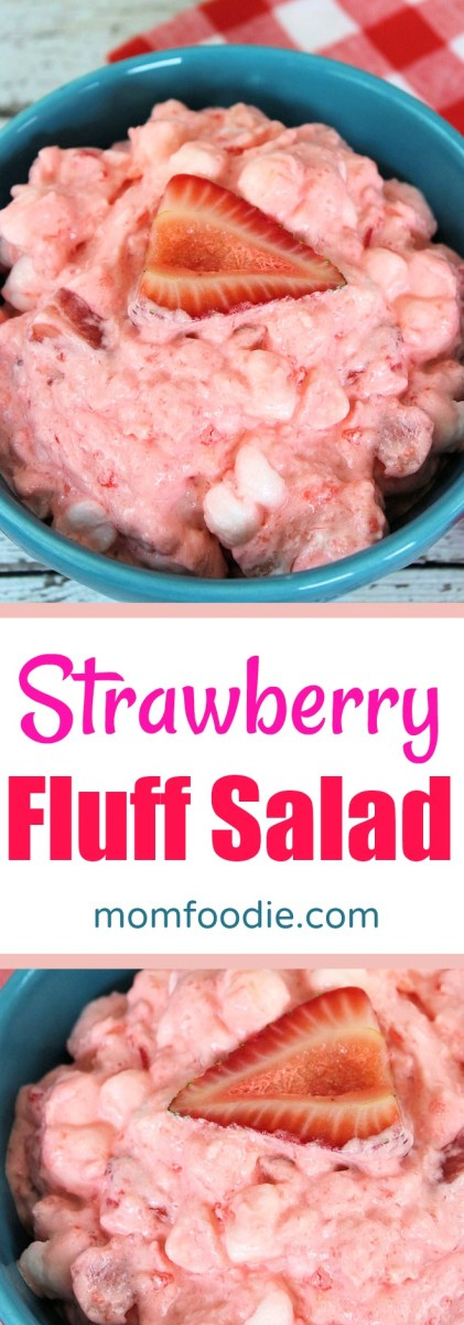 Strawberry Fluff Salad