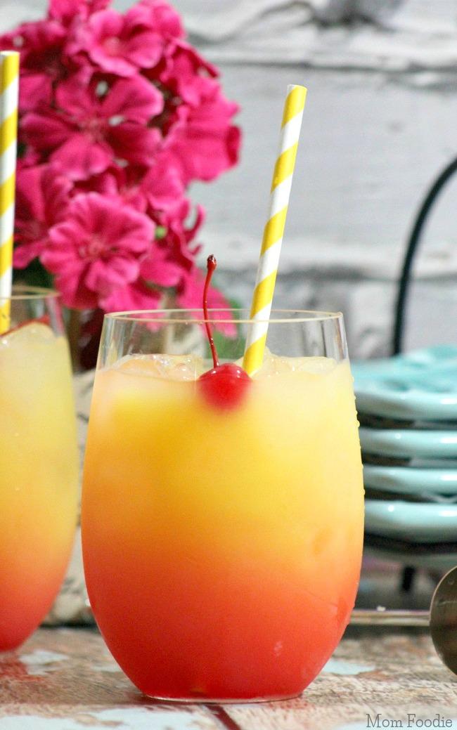 Summer Breeze Cocktail