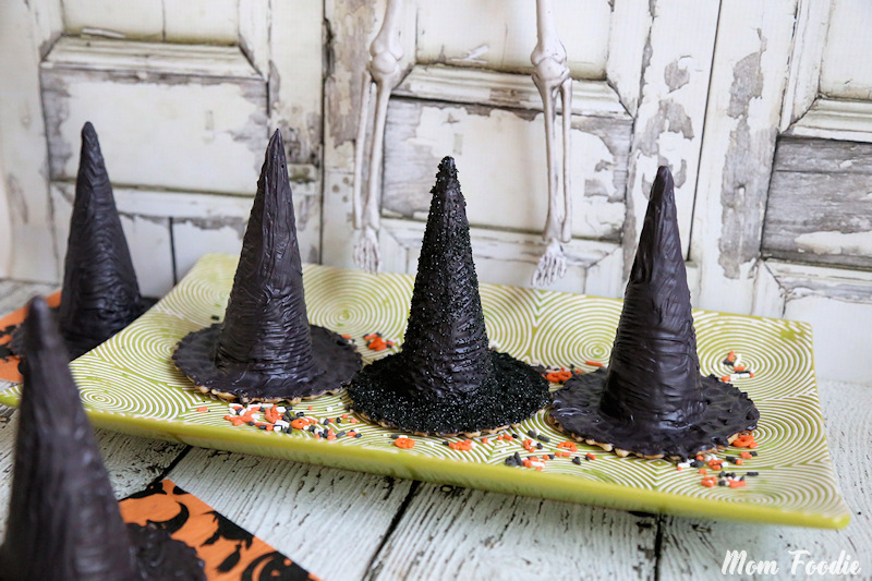 Surprise Inside Edible Witch Hats
