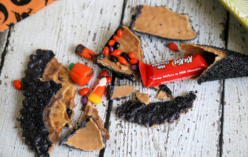 Surprise Inside Halloween Edible Treat Container