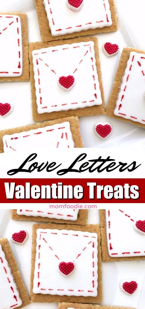 Valentines Treats Pinterest