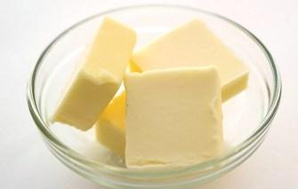 melt butter for graham cracker crust