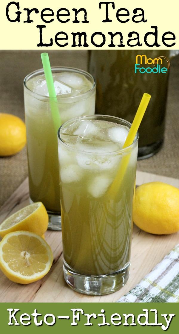 green tea lemonade keto