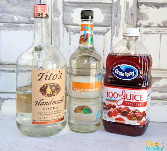 woo woo ingredients