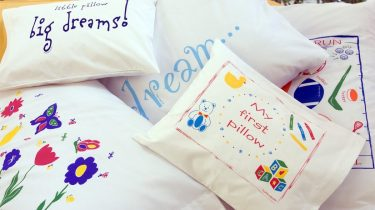 Glow in the dark pillowcases by Comfy Cozy, inc.