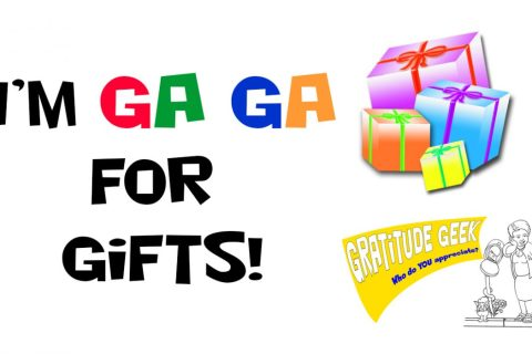 Gaga over Gifts