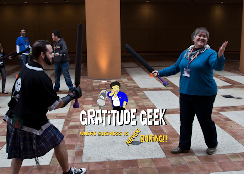 V030 Gratitude Geek Goes to Space City Con