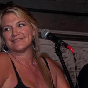 Singer-Song Writer Tracy Larson-Clifford