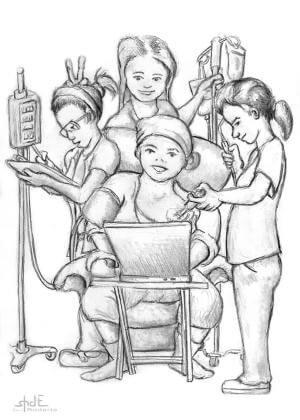 My Chemo Nurses