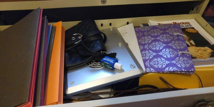 Home Office Declutter-Palooza 2016