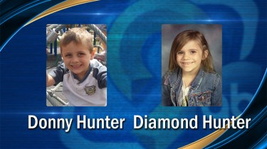 Donny and Diamond Hunter