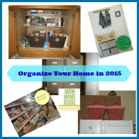 An Organized Home in 2015