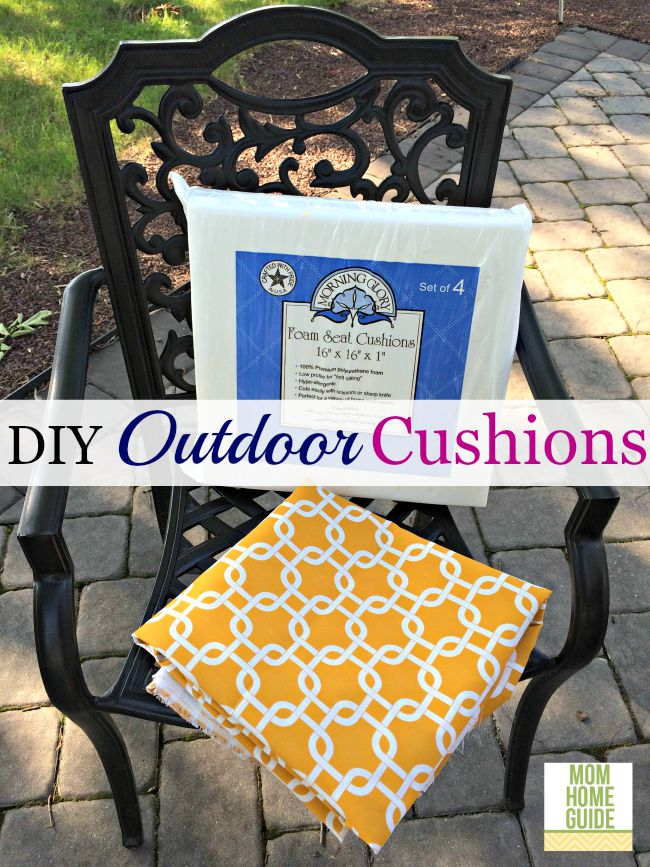 cheap chair cushions outdoor best hammock stand diy seat how to make inexpensive super easy