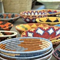 Rwanda Path to Peace Baskets at Macy's