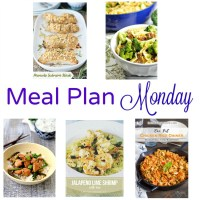 Meal Plan Monday - Jalapeno Lime Shrimp & Chicken Stir Fry