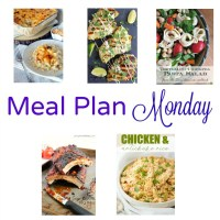 Meal Plan Monday - Gouda Mac & Cheese and Chipotle Ribs