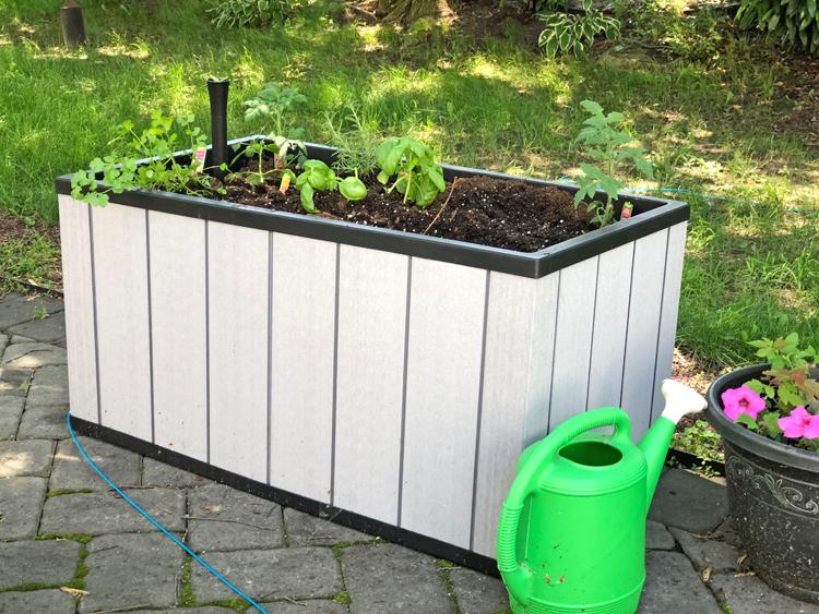 gardening made easy raised patio planter
