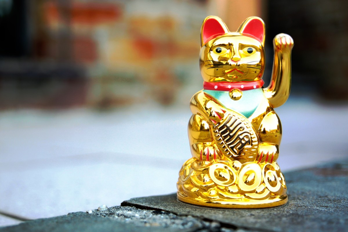 Maneki Neko – l'histoire du chat qui porte bonheur