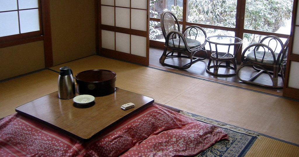 Le kotatsu, accessoire star de l'hiver au Japon