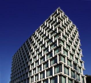 Public city building