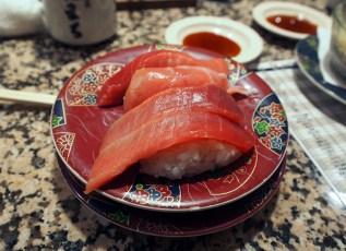 Some of my favourites: tuna (chuu-toro and o-toro)