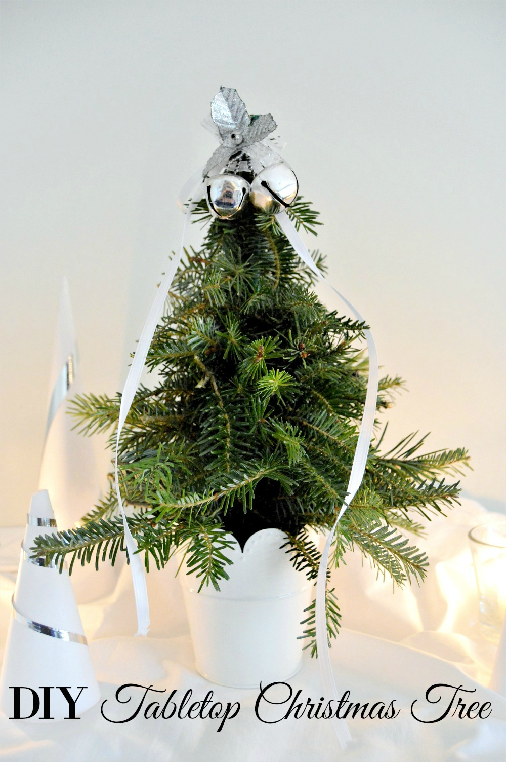 DIY Topiary Christmas Tree - Mom in Music City