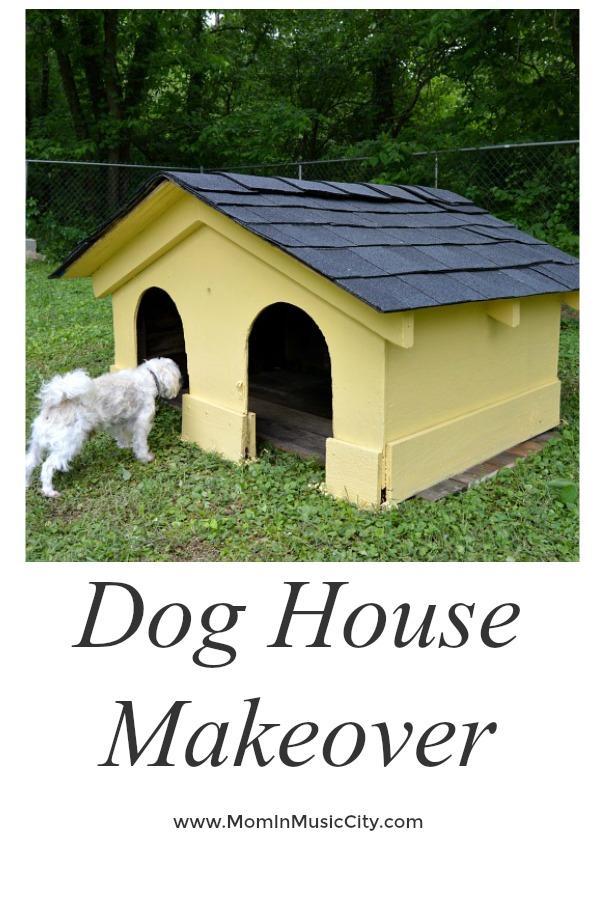 dog house makeover