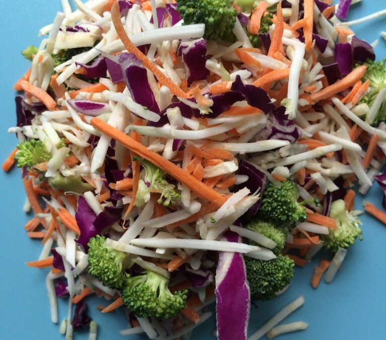 Broccoli Slaw Obsession…