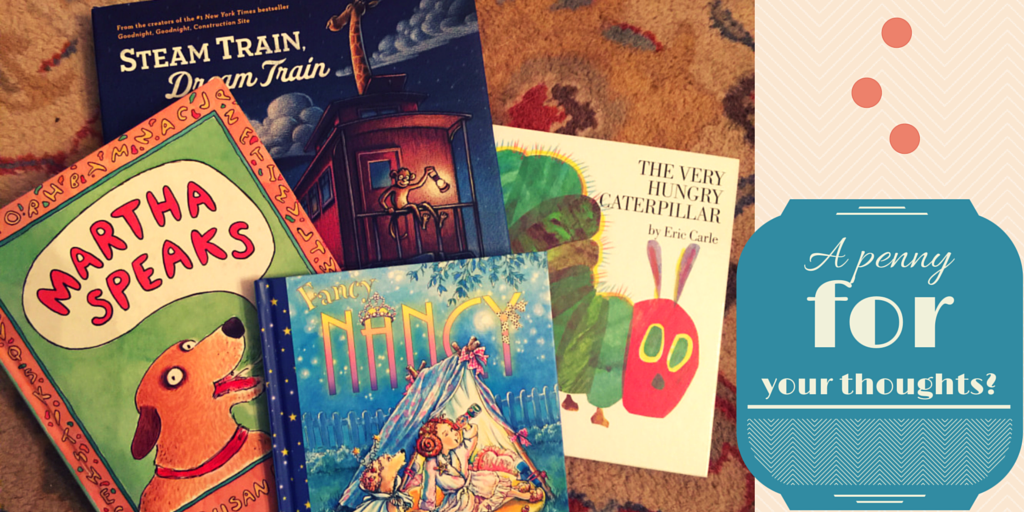 The Toddler's Favorite Books to Read Aloud