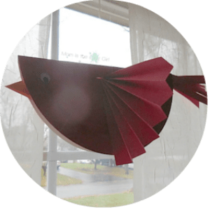 Red Cardinal Craft http://momistheonlygirl.com